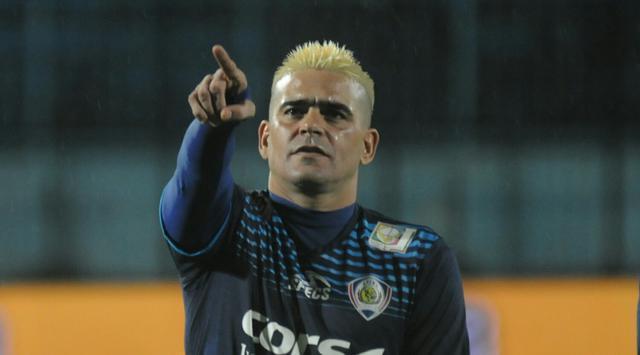 Striker Arema, Cristian Gonzales, Jadi Bintang Lapangan di Final