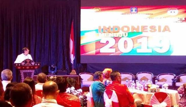 Kemenkumham Buka Pendaftaran Verifikasi Parpol untuk Pemilu 2019
