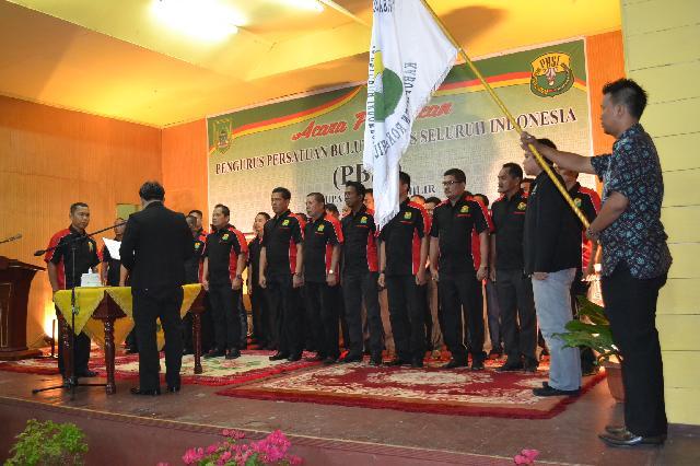 M Zen Resmi Nahkodai PBSI Rohil