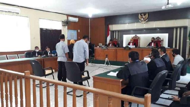 Sidang Amril Mukminin: Saksi Sebut Ketua DPRD Riau Indra Gunawan Terima Uang