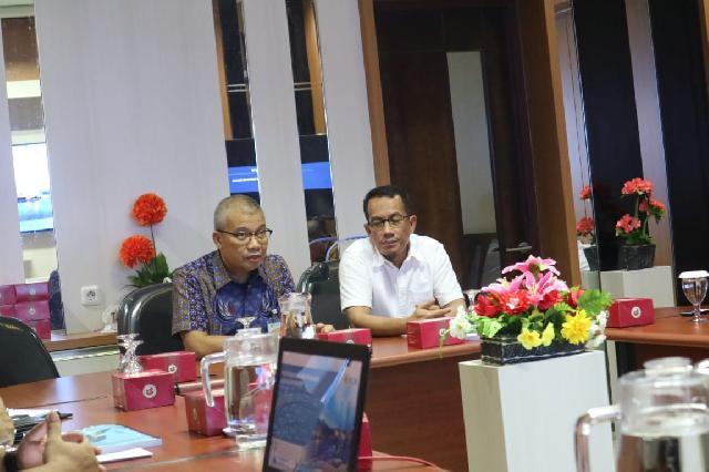 Ketua DPRD Meranti Minta PLN Aliri Listrik 24 Jam di Tanjung Samak
