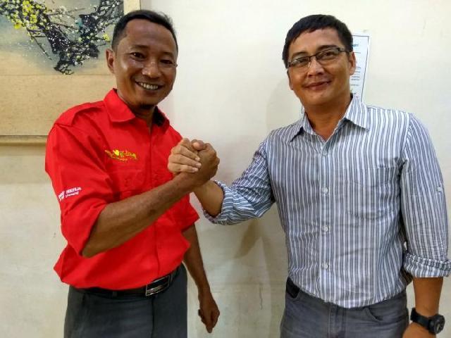 Syaeful Hanan Pindah, Ini Wajah Manajer PLN Rayon Tembilahan Yang Baru