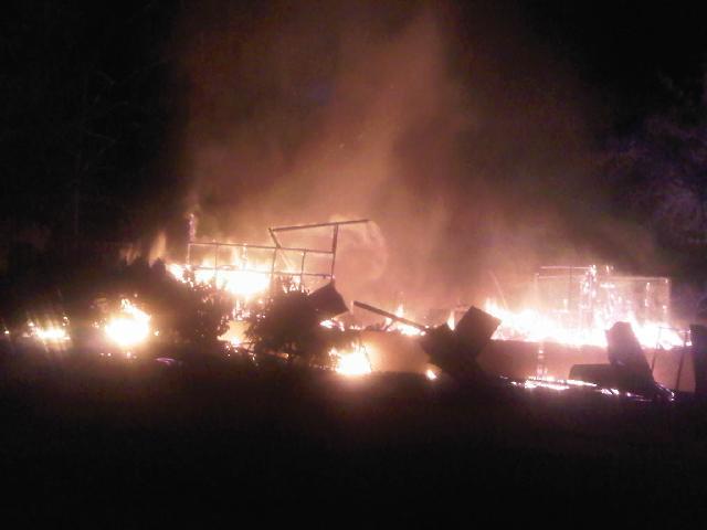 Kebakaran kantor Disdik Pelalawan, Dokumen Penting Banyak Terbakar