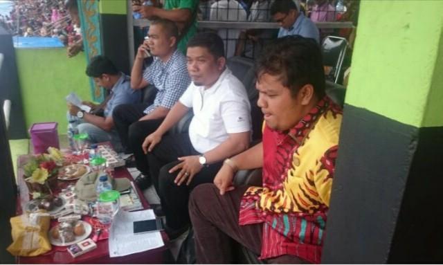 Ditepian Narosa, Pimpinan DPRD Kuansing Nonton Bareng Pacujalur