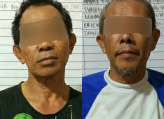 Terlibat Judi Togel, 2 Pria Paruh Baya di Tembilahan Tak Berkutik Diringkus Polisi