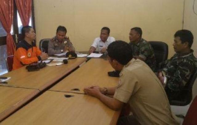 Dua Kecamatan Di Pelalawan Gelar Koordinasi
