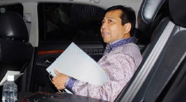 Sah! Setya Novanto Resmi Jadi Ketua DPR