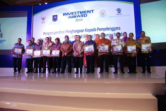 BPMD-PPT Inhu Terbaik II Indonesia Dalam Pelayanan