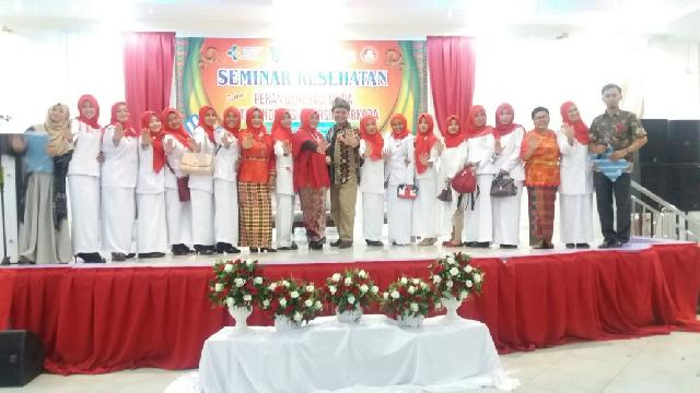 Puskesmas Guntung Taja Seminar Sehat Indonesia Bersih Narkoba