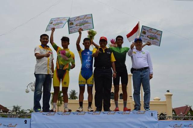 Etape Terakhir Tour De Siak, Indonesia Menjadi Juara