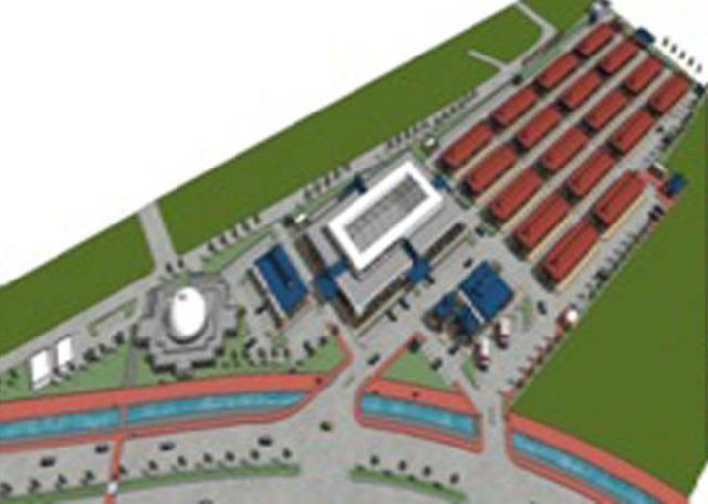 Nilai Investasi Pasar Induk Pekanbaru Capai Rp 94 Miliar