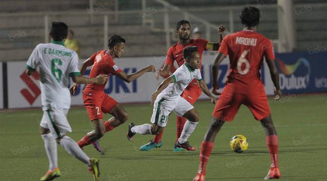 Mantap!...Andik - Lilipaly Antar Timnas ke Semifinal Piala AFF