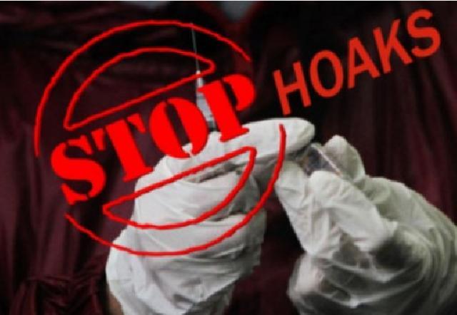 DPRD Riau Minta Masyarakat Tak Termakan Isu Hoaks Soal Vaksin Covid-19