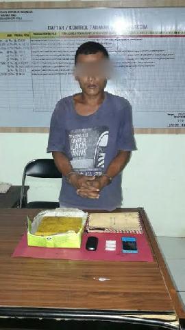 Wow! Polisi Inhu Temukan Shabu dalam Kue Bika Ambon