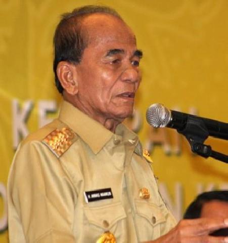 Gubernur Riau Anas Maamun Ditangkap KPK