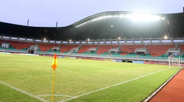 Stadion Pakansari Cibinong Tempat Semifinal Indonesia-Vietnam