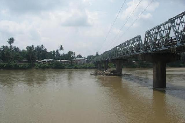 Tahapan Pembebasan Lahan Jembatan Lubuk Jambi Masih Dalam Proses