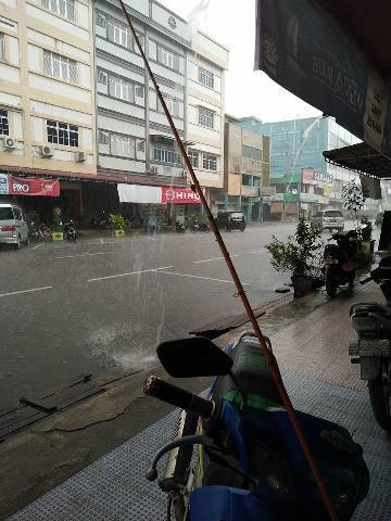 BMKG: Riau Nihil Hotspot, Hujan Sering Mengguyur