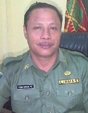 HUT Satpol PP Ke 66 dan Satlinmas Ke 54 Tingkat Riau, Dipusatkan Di Kecamatan Langgam