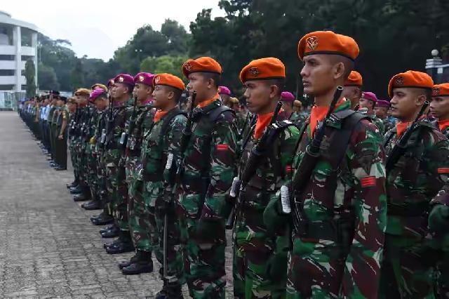 Jaga Soliditas dan Sinergitas TNI dengan Komponen Bangsa