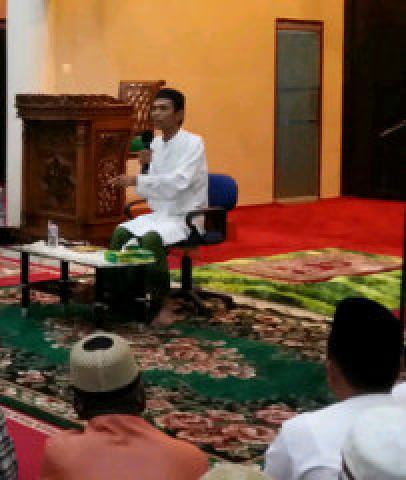 Al-Ustadz Abdul Somad Memaparkan Pentingnya Menjalin Hubungan Dengan Allah