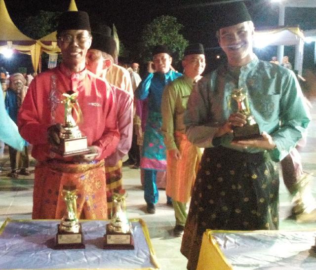 Kecamatan Pasir Limau Kapas Juara 1 Pawai Taaruf MTQ Rohil ke-XIV Tingkat Kabupaten
