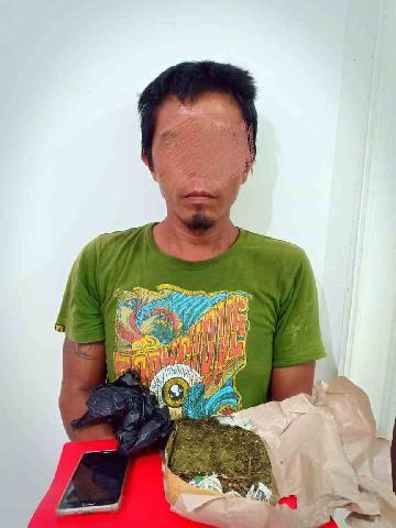 Warga Pasir Penyu Edarkan Narkoba Diringkus Polisi