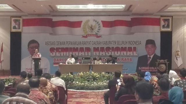 Tunjangan DPRD Kabupaten Disetujui Namun Belum Bisa Berlaku