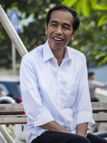 Presiden Jokowi dan Keluarga Arsyad Bermaafan