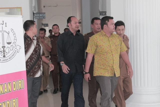 Tersandung Korupsi, Empat Pegawai DKPP Rohil Dijebloskan ke Rutan