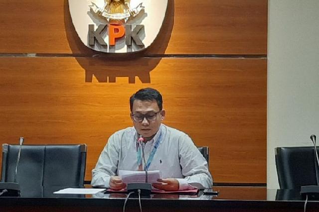 14 Orang Anggota DPRD 2014-2019 Ditetapkan Sebagai Tersangka