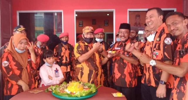 MPC-PP Kabupaten Kepulauan Meranti Gelar Hari Sumpah Pemuda Sekaligus HUT-PP ke 61