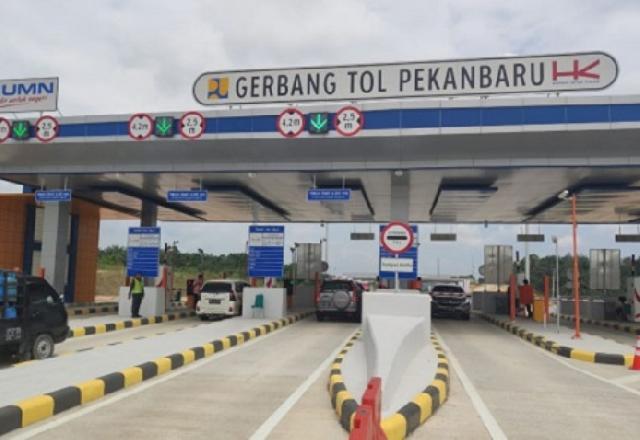 Pemko Pekanbaru Dukung Percepatan Tol Trans Sumatera