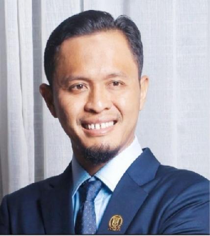 DPP Demokrat Tunjuk Agung Nugroho Sebagai Wakil Ketua DPRD Riau