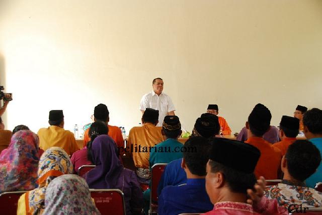 Minim Guru PNS di Kecamatan Batanggansal