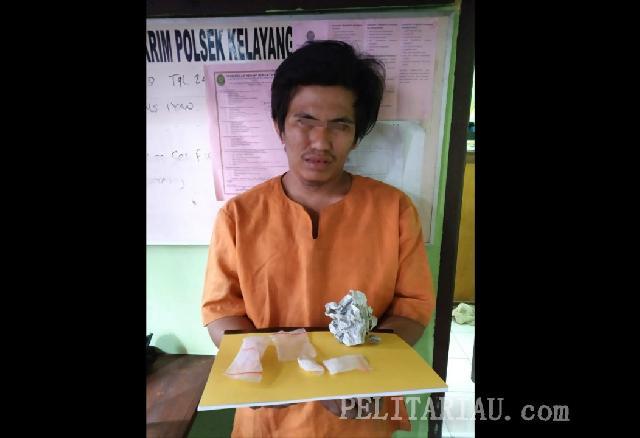 Tak ada BB Warga Binio Inhu Ditangkap, Mengejutkan Setelah Rumahnya Digeledah Polisi