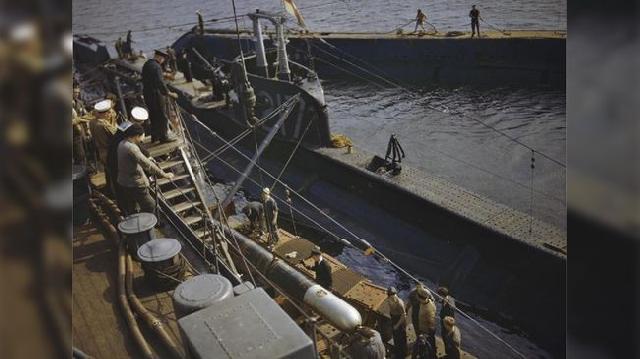 73 Tahun Hilang, Kapal Inggris Ditemukan dengan 71 Jasad