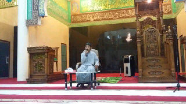 Ustad Asbullah : Renungkan Dengan Waktu Yang Ada Untuk Bisa Berbuat kebaikan