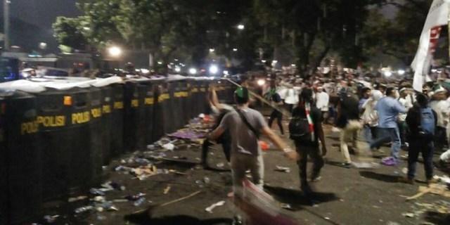 Ada Tidaknya Aktor Politik di Kerusuhan Demo 4 November, Polisi Lakukan Penyelidikan