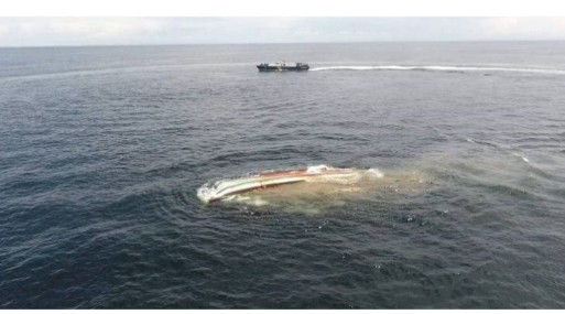 Tabrakan Kapal Nelayan, Dua ABK Tewas