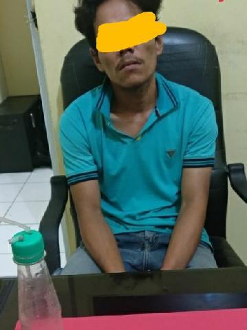 Polres Meranti Tangkap Pemakai Sabu, Penjualnya Lari Jadi DPO