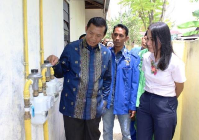 Pemko Pekanbaru akan Pasang Jaringan Gas City ke Seluruh Kecamatan