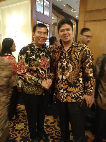 Hadiri Rakor di Jakarta Andi Putra Setuju Percepatan Tata Ruang Daerah