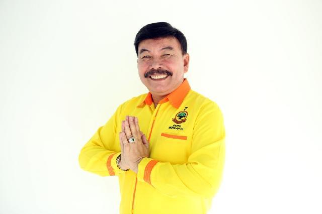Caleg DPR RI Sumiharjo Pakpahan: Partai Berkarya Punya Solusi untuk Wujudkan Kemandirian Pangan