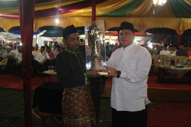 Tuan Rumah MTQ Inhu Bertekad Mempertahankan Juara Umum
