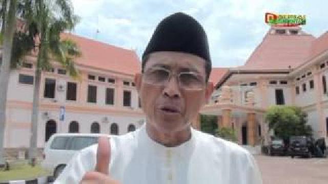 Briefing Pj Bupati Inhu Perintahkan Camat Jaga Kamtibmas dan Netralitas PNS Pada Pilkada
