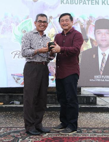 Tradisi Pacujalur di Kuansing Masuk Dalam Anugerah Pesona Indonesia
